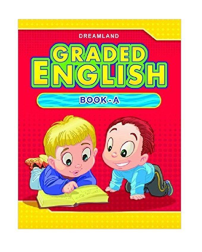 GRADED ENGLISH READER 'BOOK-A'