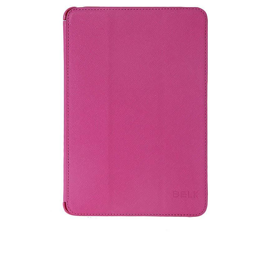 7-Inch Leather Case For Ipad Mini Tablets - Pink
