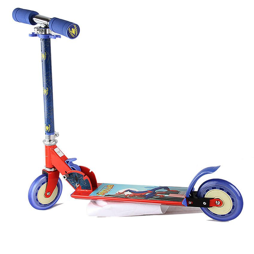 Spiderman Scooter