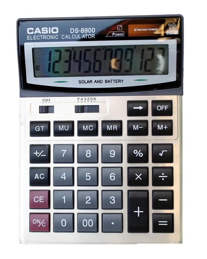 DS-8900 Electronic Calculator