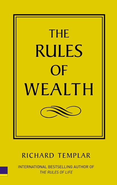 The Rules of Wealth- Paperback