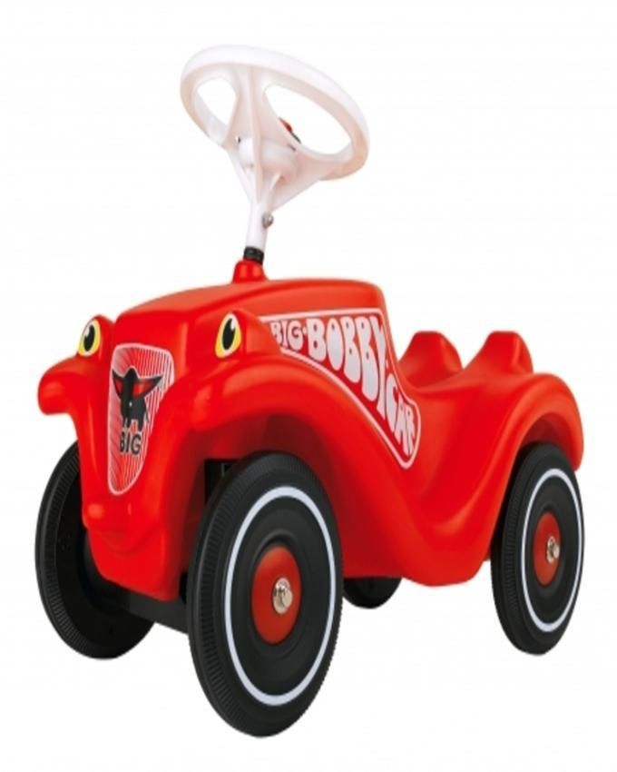 Bobby Ride-On Car - Red