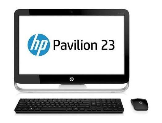 Pavilion 23-g017c AMD Quad Core-2.0GHz (4GB,1TB HDD) 23-Inch Windows 8 All-In-One Desktop