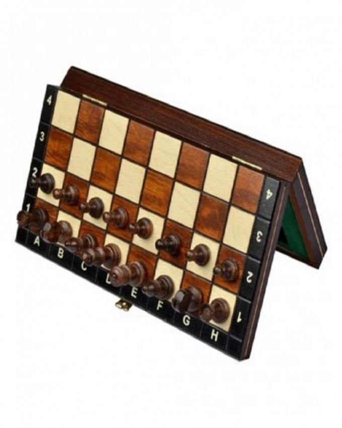 3 in1(Chess,Checkers & Backgammon) Magnetic Game