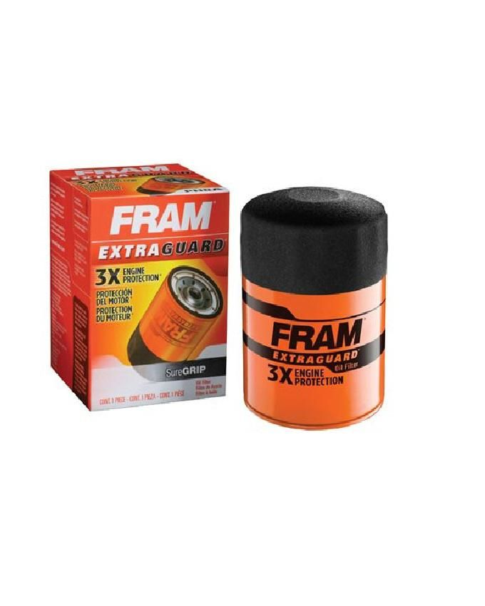 Extra Guard Oil Filter (Toyota Solara- 2007, V6- 3.3L)