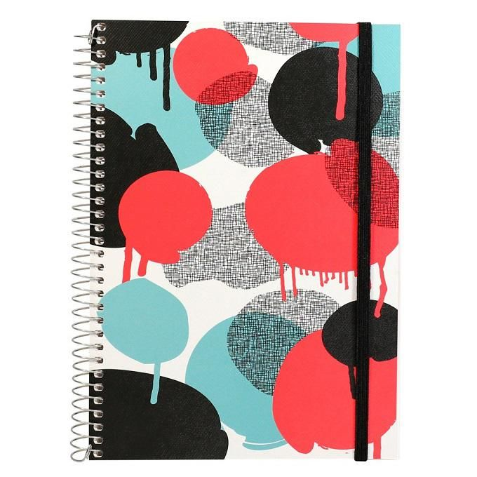 A5 Brushed Notebook- SP0382171