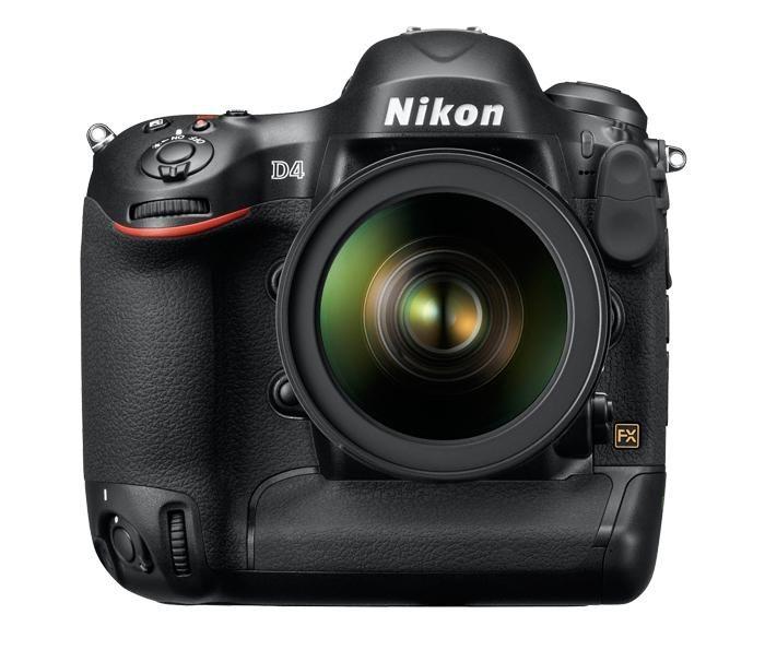 D4 Digital SLR Camera