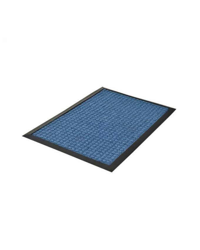Classic Door Foot Mat - Blue