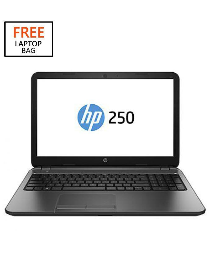 250 G3 Intel Pentium Quad Core-2.16GHz (4GB,500GB HDD) 15.6-Inch Windows 8 Laptop + Free Bag