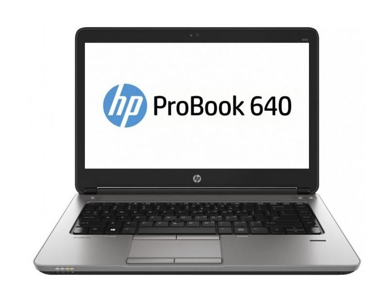 ProBook 640  Intel Core i3- 2.4GHz  (4GB,500GB HDD) 14-Inch Windows 8  Pro Laptop<br />