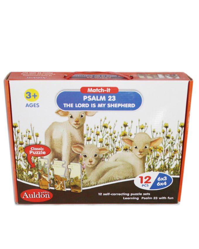 Psalm 23 Puzzles - Multi