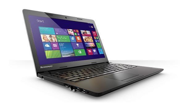 ideapad 100 Intel Celeron Dual Core (2GB,500GB HDD) 15.6-Inch Windows 8.1 Laptop - Black