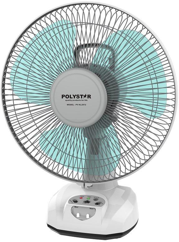 12'' Rechargeable Fan PV-KL 2912