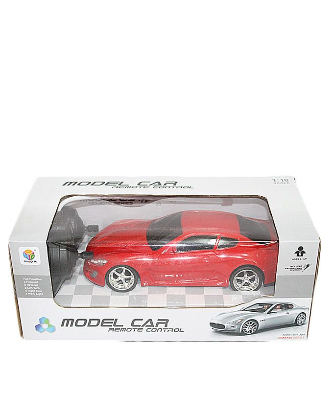 Model Car - Red