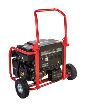7.2KVA (Key Starter) ECO8990ES Generator