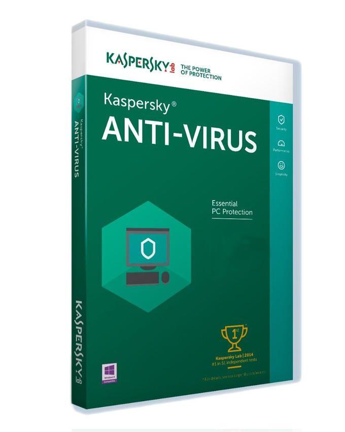 Anti-virus 2016 (3 PC + 1 Free License) For Windows