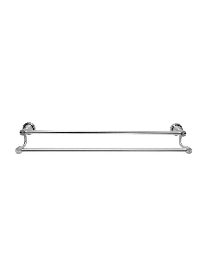 Aluminium Double Towel Rail