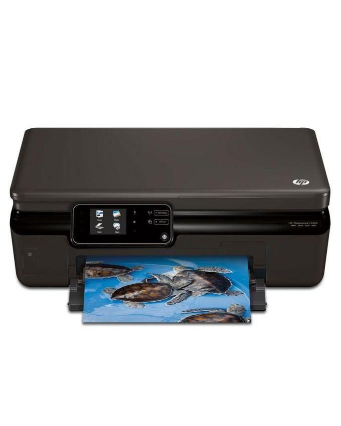 Photosmart 5520 e-All-in-One Printer