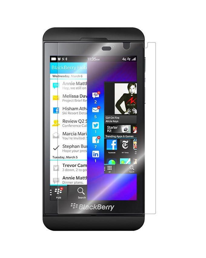 Clear Screen Protector For Blackberry Z10
