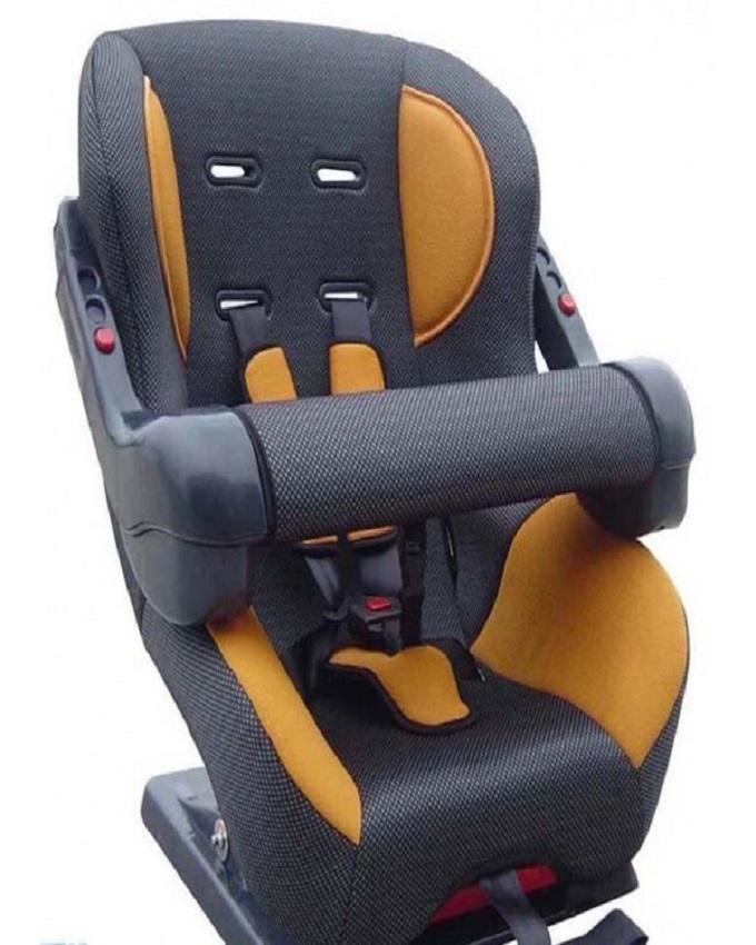 Car Seat- Black