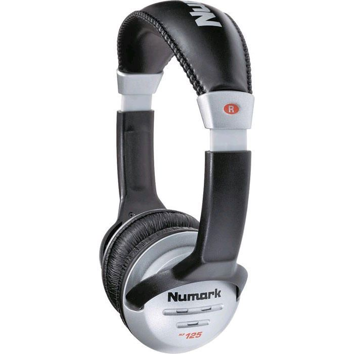 HF125 Professional DJ Headphones