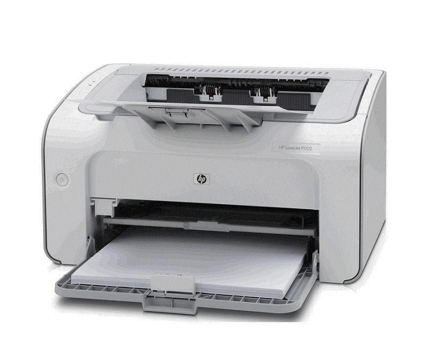 LaserJet Pro P1102 Printer - CE651A