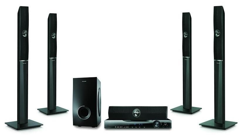 PV-770HT DVD Home Theatre System