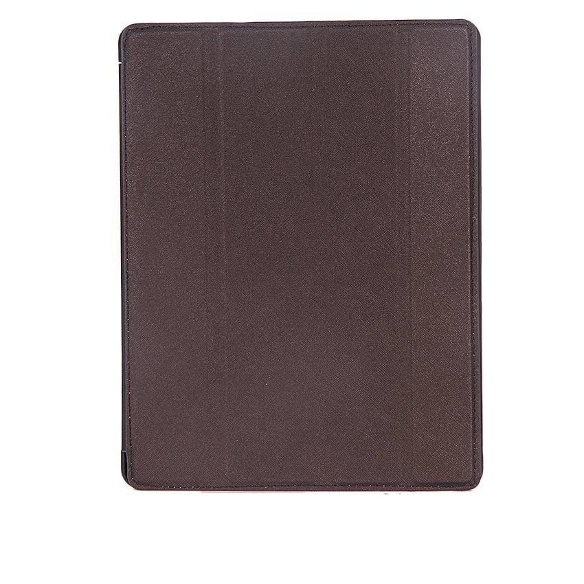 9.7-Inch Leather Case For Apple iPad/iPad2/iPad3/iPad4 Tablet - Brown