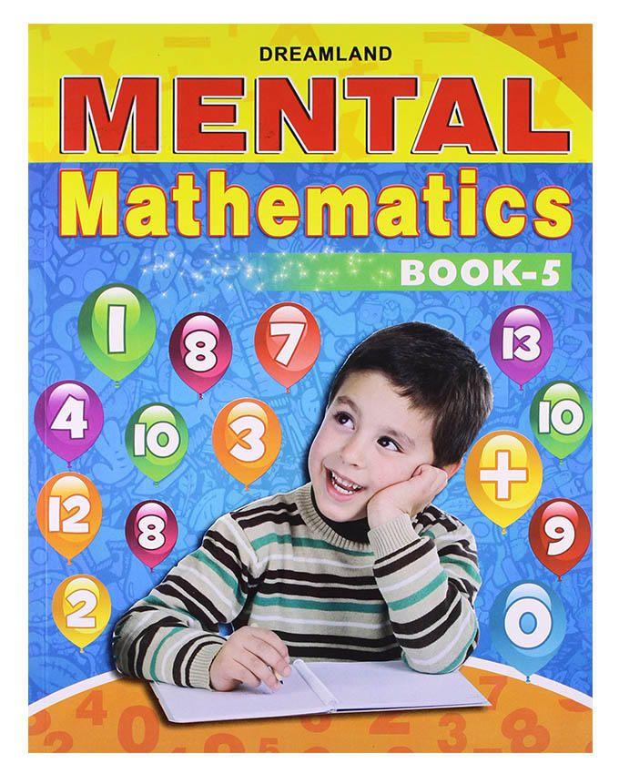 MENTAL MATHEMATICS BOOK-5