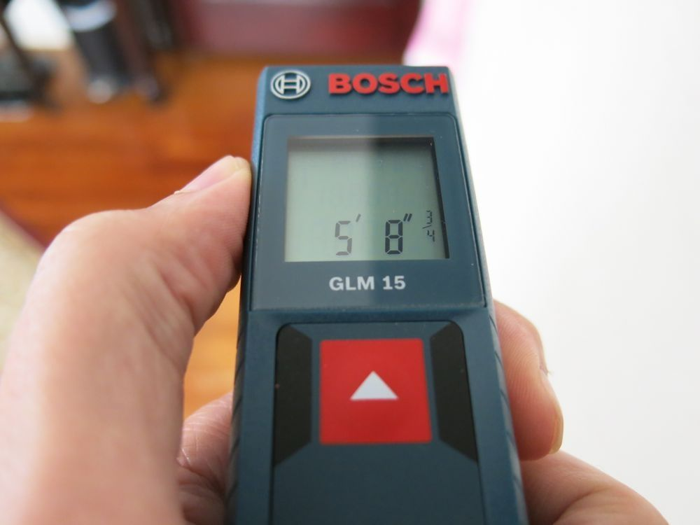 bosch glm 15 laser measure manual