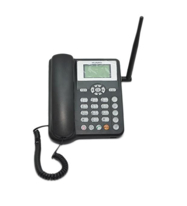 ETS 5623 Gsm Office Table Phone - Black