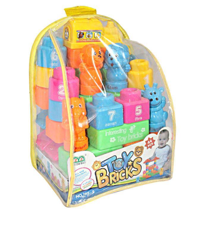 Kids  Building Bricks - Multi