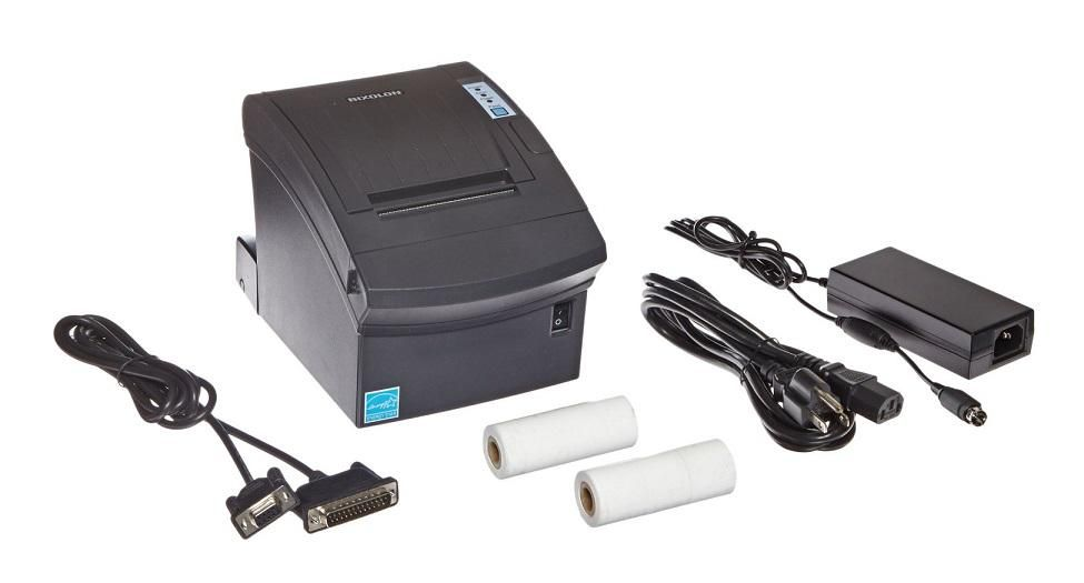 SRP-350PLUSIII Monochrome Thermal Receipt Printer