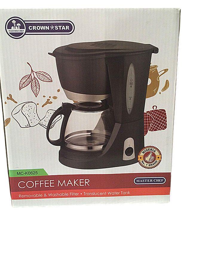 Coffee Maker MC-K0625