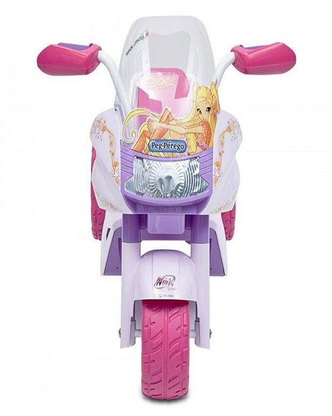 Winx Scooter- Pink and white