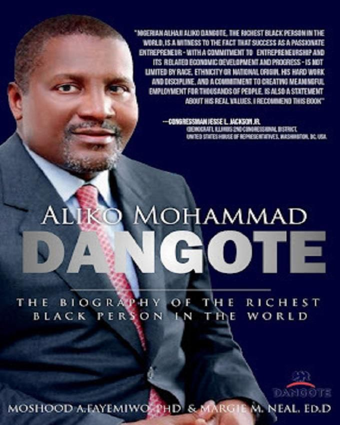 The Biography of the Richest Black Person in the World