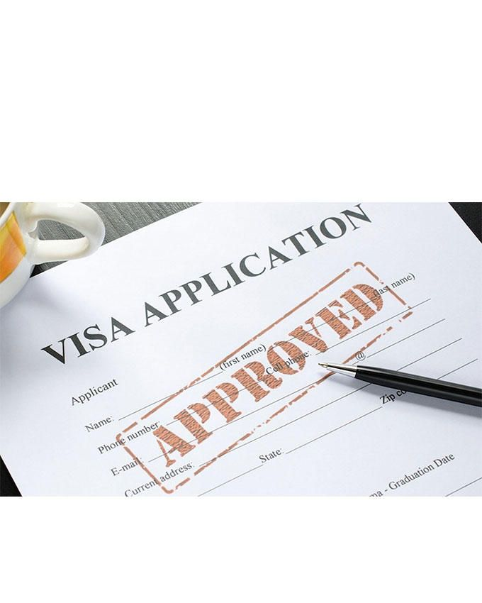 Guaranted Visa Application Support to Cyprus and Canada