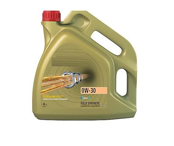 0W30 Engine Oil - 4 Litres