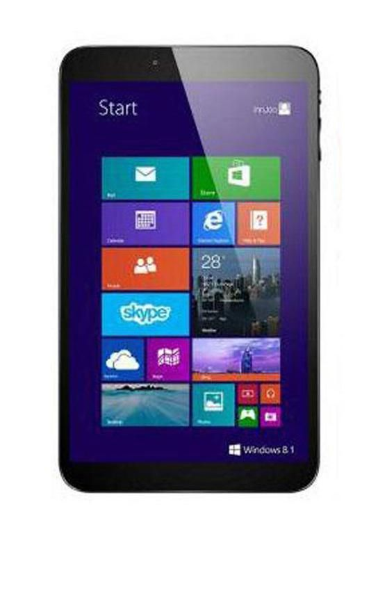 "Leap 4 Intel BayTrail 8"" (3G, WiFi, 1GB, 16GB HDD) Windows 8 Tablet - Black"