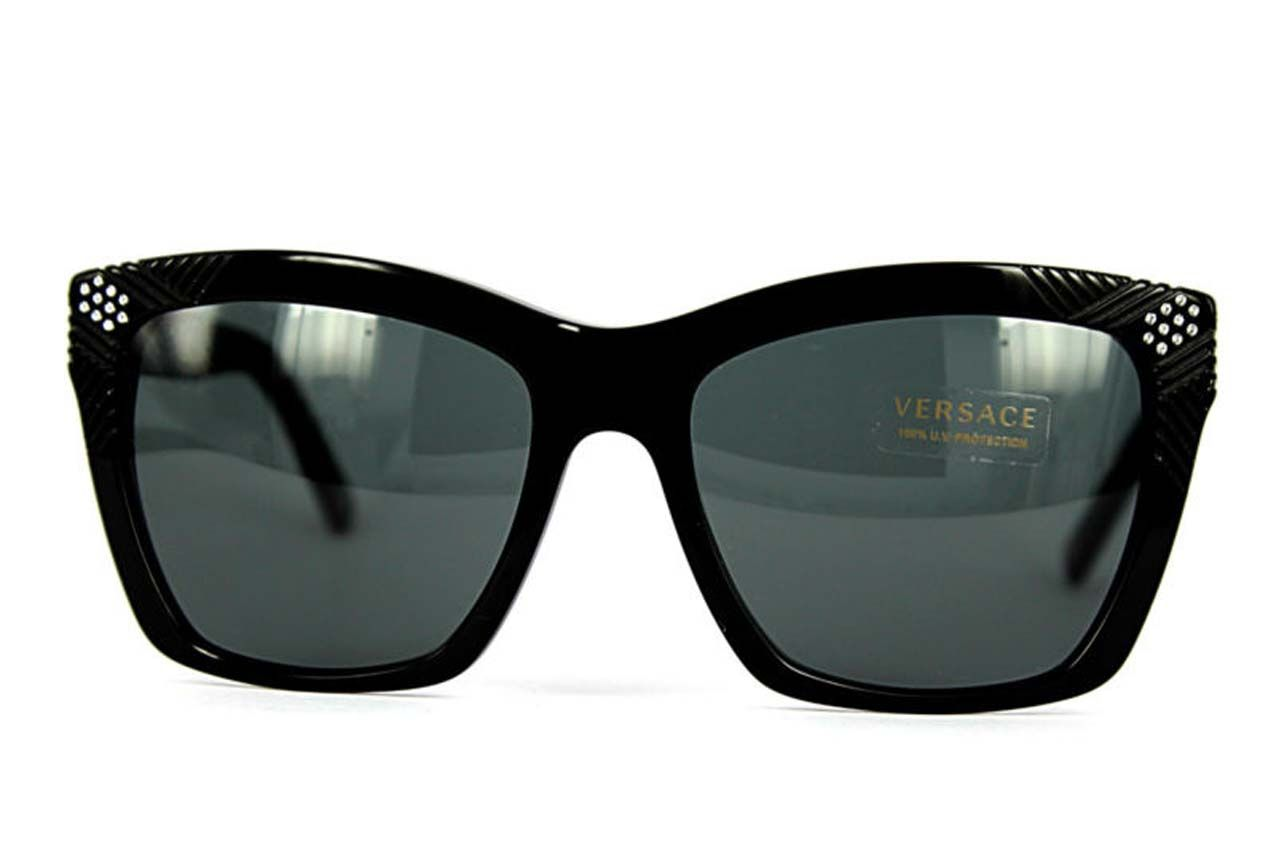 d96cf22e1ce Versace Ve2120 Rimless Cat Eye Sunglasses « Heritage Malta
