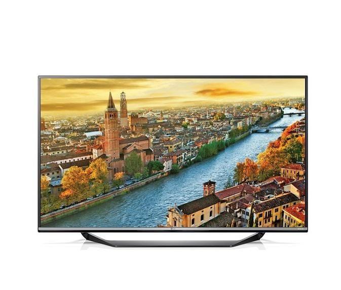 43 inch 43UF770 Ultra HD WEBOS 2.0 Smart TV