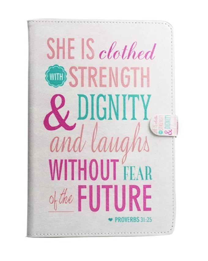 Faith Quotes Wake Sleep PU Leather Folio Case For Ipad Mini 2/3