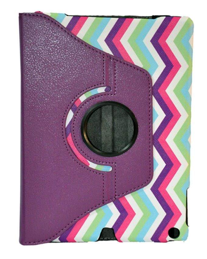 Multi Color iPad Case