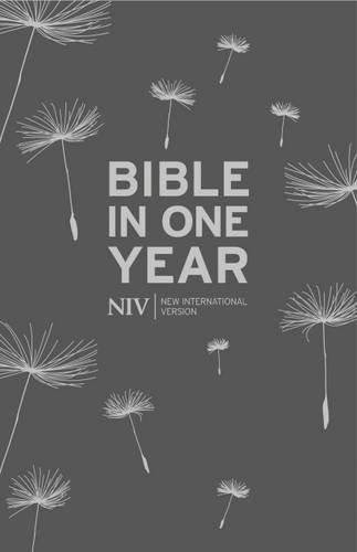 NIV Bible in One Year Christ For All Nation