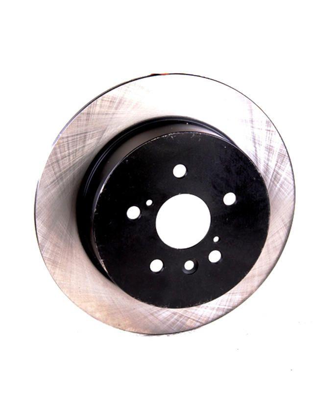 Highlander 2008 back brake disc
