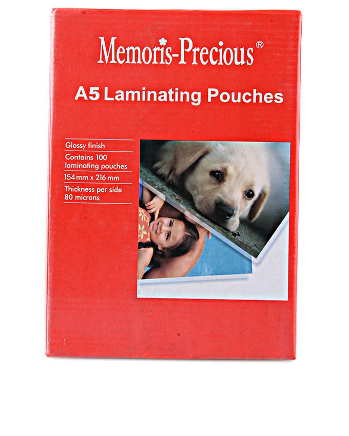 A5 Laminating Pouches - MF912768-2 (100 Sheets)