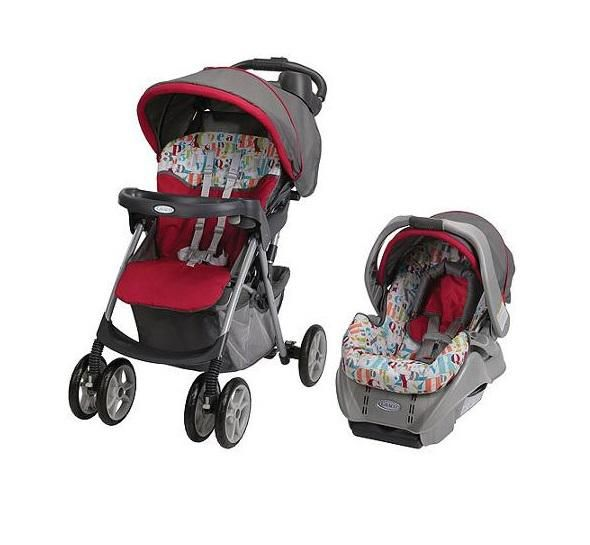 Signal Spree Classic Connect Travel System   - Multi