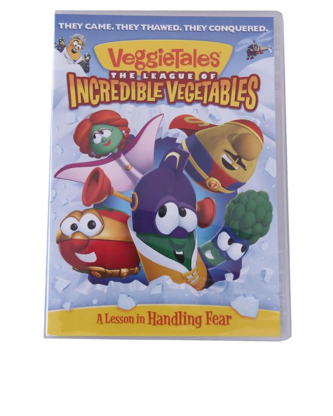 The Leauge of Incredible Veggietales