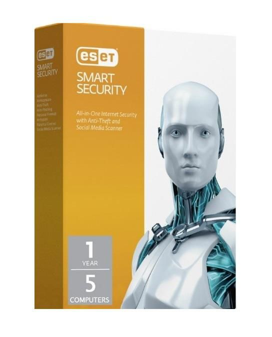 Smart Security - 5 Users