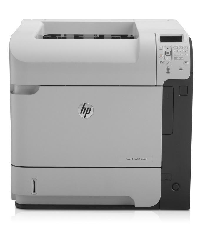 LaserJet Enterprise 600 Printer M602n CE991A - White